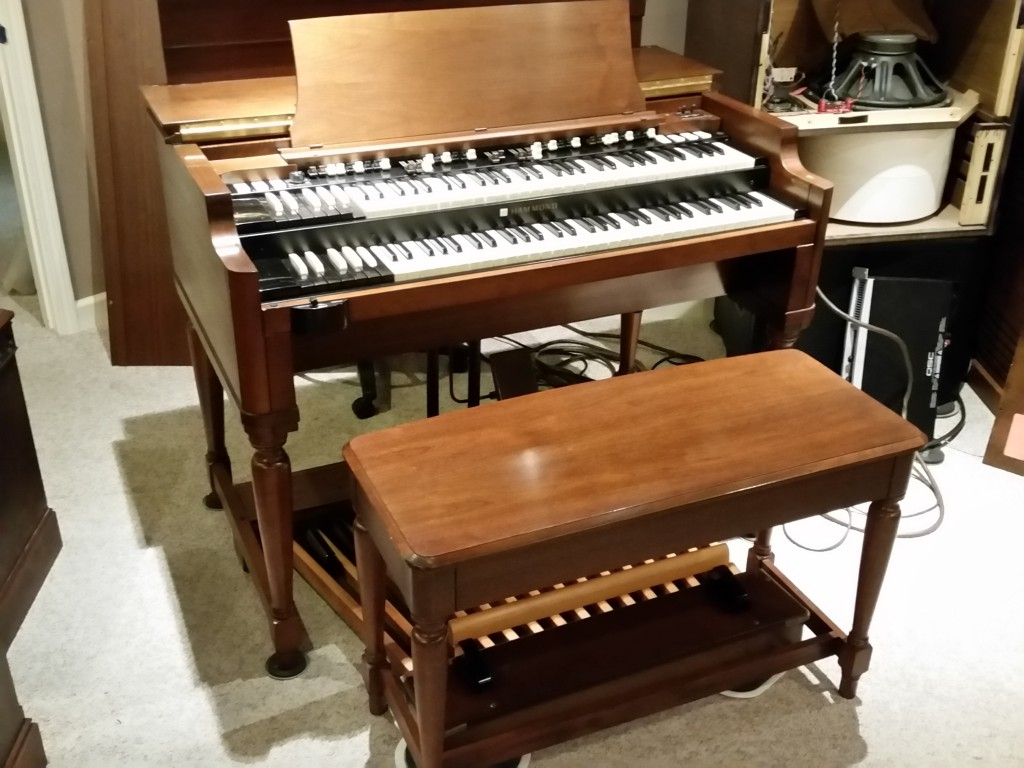 Hammond B3 1974  with 122 RV  absolute mint, from private home