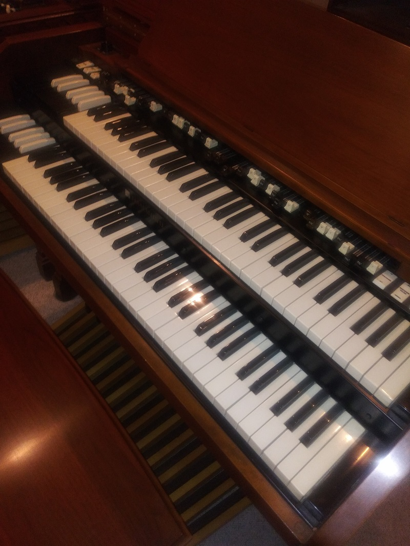 Hammond A105 ( like  c3)  mint, one owner from home  as low as $200 per month with nice Leslie Hear Sebastian Wheat play it!