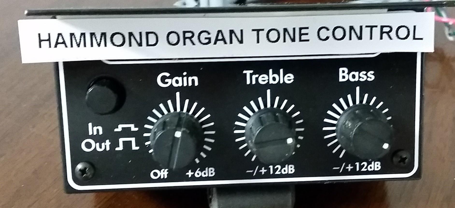 Tone Control Unit