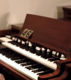 Hammond B3 with Leslie 122 #46