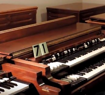 Hammond B3 with 122 Leslie #71   $8500.00 or best offer